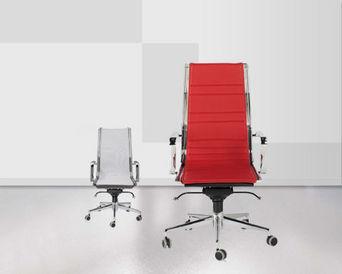 cuir acer fauteuil de bureau rouge cuir monsieur bureau com. Black Bedroom Furniture Sets. Home Design Ideas