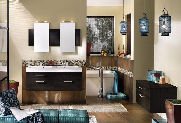 Delphy inspirations d 39 ailleurs meuble de salle de bains - Meuble salle de bain delpha ...