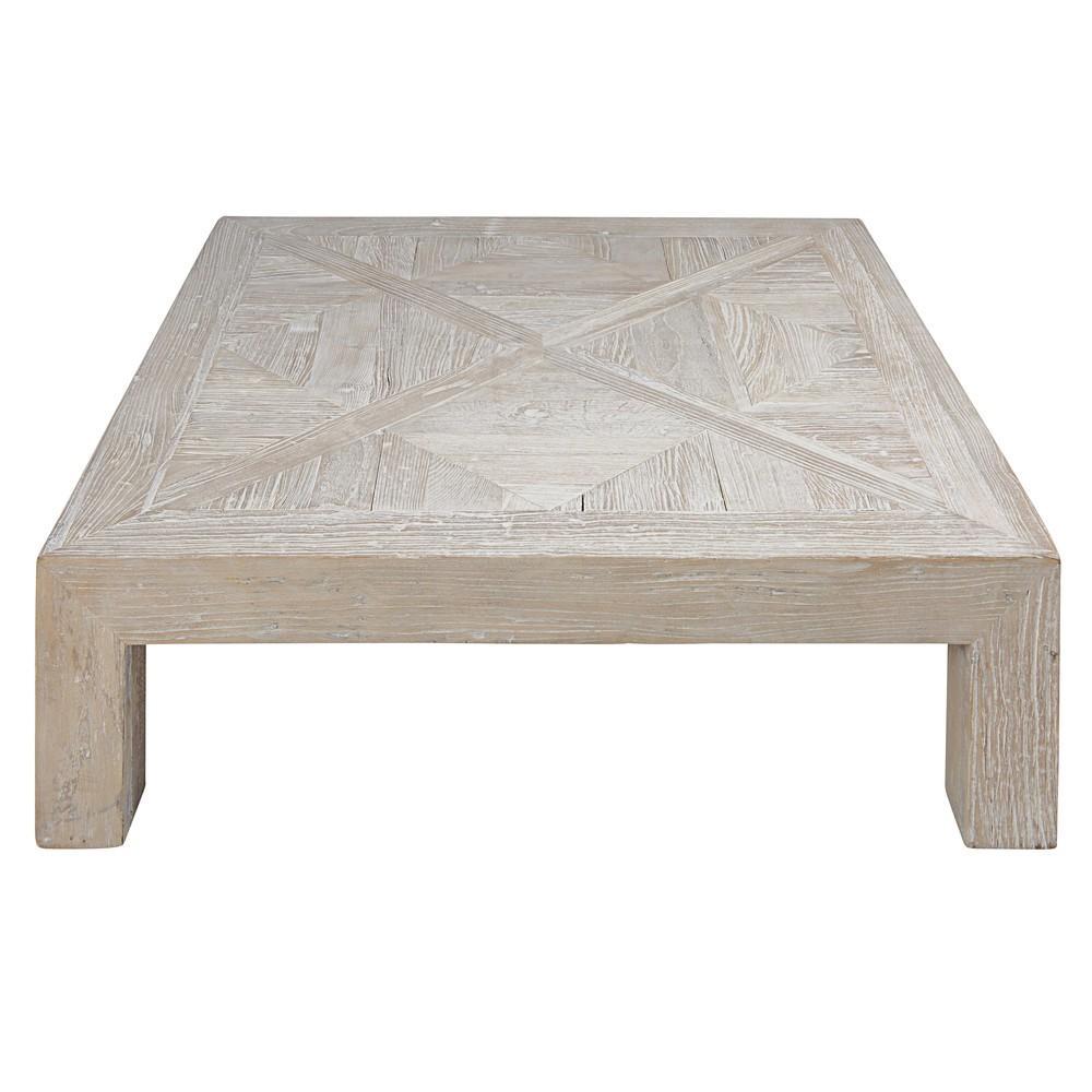 Table basse carrée   Bruge