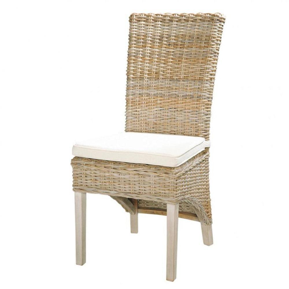 Maison Du Monde Fauteuil Rotin key - chaise - maisons du monde | decofinder