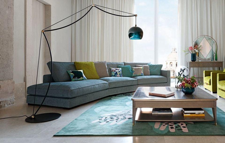 long island canap modulable tissu roche bobois. Black Bedroom Furniture Sets. Home Design Ideas