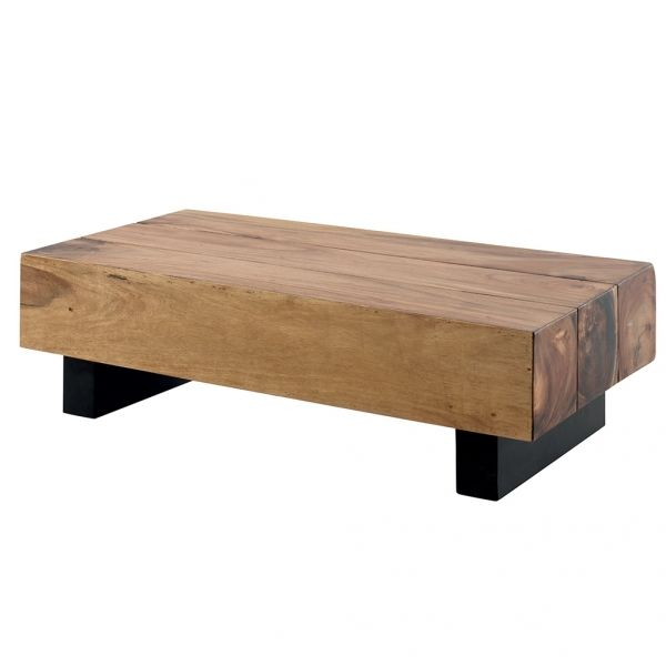 table basse courchevel table basse rectangulaire mathi. Black Bedroom Furniture Sets. Home Design Ideas