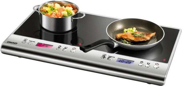 UNOLD - Plancha-UNOLD-Plaque de cuisson a induction double
