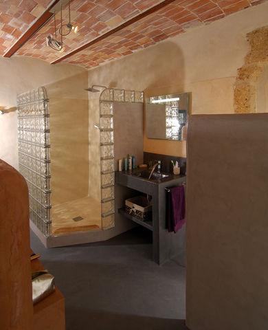 Rouviere Collection - Béton ciré mural-Rouviere Collection-Sol et murs en béton ciré