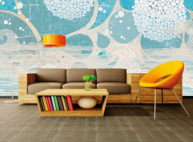 ALYOS - Papier peint panoramique-ALYOS-Adrea Poisson