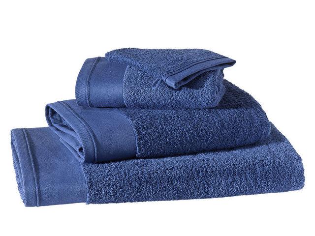 BLANC CERISE - Serviette de toilette-BLANC CERISE-Drap de douche - coton peigné 600 g/m² - uni