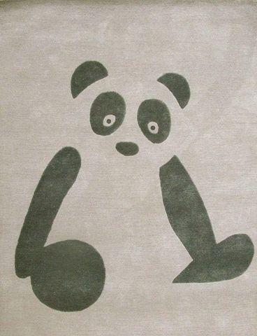 ART FOR KIDS - Tapis enfant-ART FOR KIDS-Panda