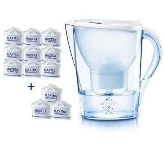 BRITA - Carafe filtrante-BRITA-Lot de 9 cartouches Maxtra + 3 cartouches Maxtra o