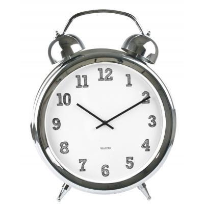 Present Time - Réveil matin-Present Time-Réveil géant de 56 cm de hauteur