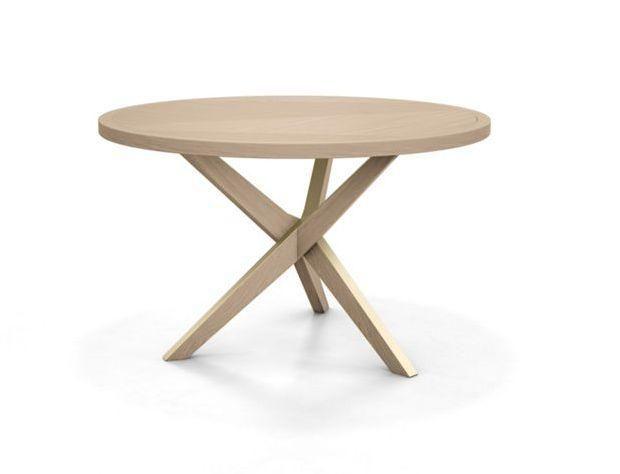 ROCHE BOBOIS - Table de repas ronde-ROCHE BOBOIS-JANE