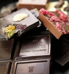 BOVETTI CHOCOLATS - Chocolat parfumé-BOVETTI CHOCOLATS