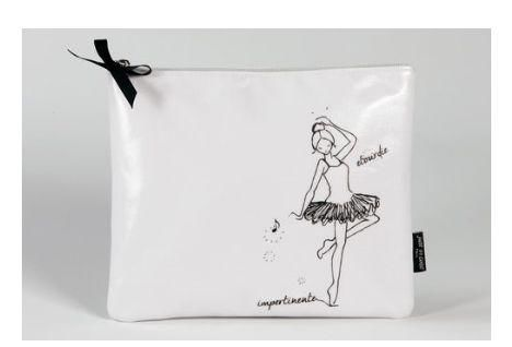 JUST IN CASE - Trousse de maquillage-JUST IN CASE-Ballerina