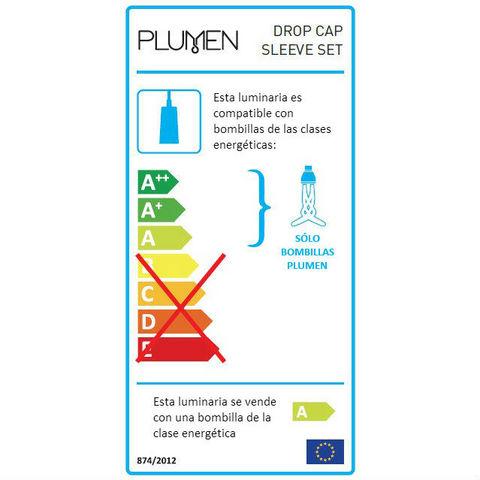 PLUMEN - Suspension-PLUMEN-PLUMEN - Suspension Cuivre et Ampoule Original 001