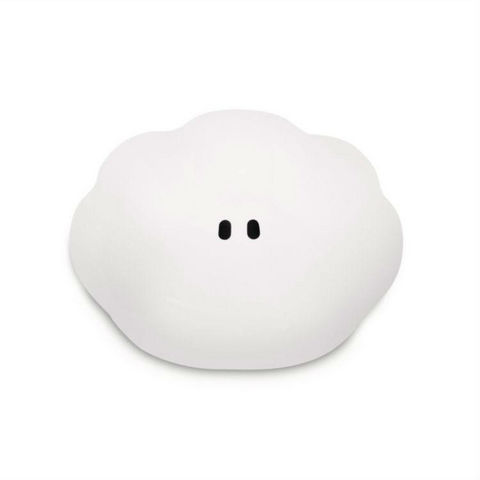 Philips - Applique Enfant-Philips-CLOUDY - Applique/Plafonnier Bonhomme Nuage Blanc