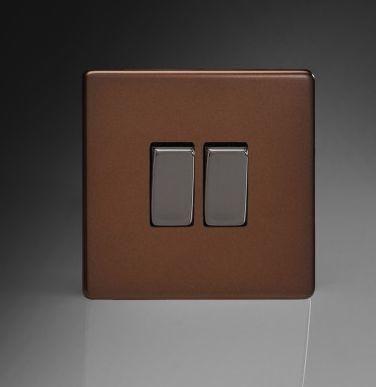 ALSO & CO - Interrupteur double-ALSO & CO