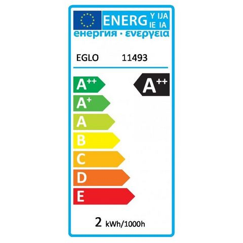 Eglo - Ampoule LED-Eglo-Ampoule LED E14 2W/19W 2700K 180lm