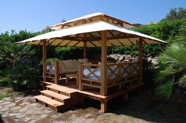 Honeymoon - Gazebo-Honeymoon-Sunrise