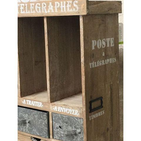 CHEMIN DE CAMPAGNE - Boite aux lettres-CHEMIN DE CAMPAGNE-Boîte à Lettre Courrier Boîte aux Lettres Murale