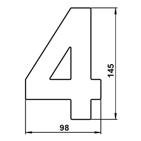 Albert-Leuchten - Numéro de porte-Albert-Leuchten
