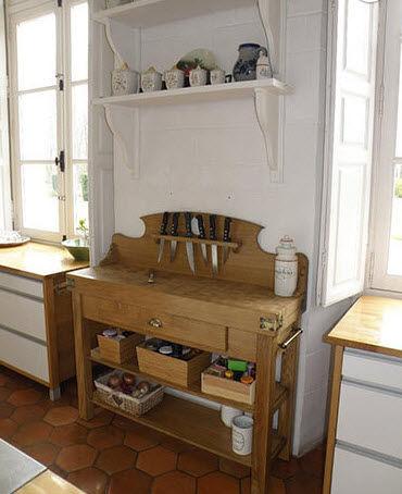 Maison Strosser - Billot de cuisine-Maison Strosser