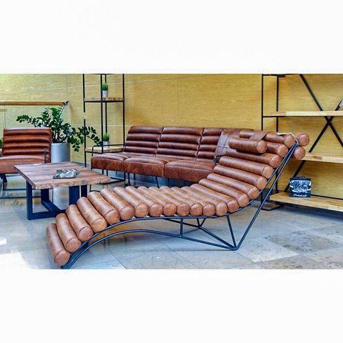 MEBLOJ DESIGN - Chaise longue-MEBLOJ DESIGN-Vintage