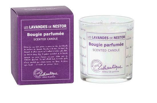 Lothantique - Bougie parfumée-Lothantique-Les lavandes de Nestor