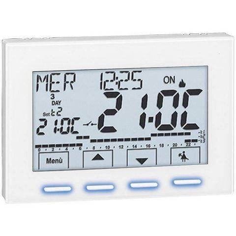 CALEFFI - Thermostat programmable-CALEFFI