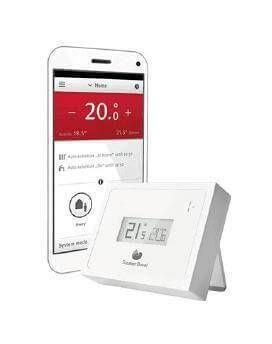 SAUNIER DUVAL - Thermostat programmable-SAUNIER DUVAL