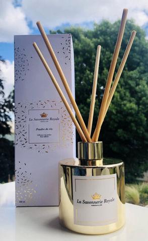 LA SAVONNERIE ROYALE - Diffuseur de parfum-LA SAVONNERIE ROYALE-Poudre de riz