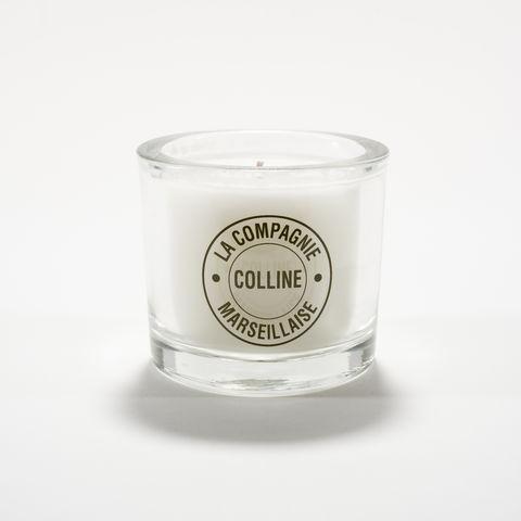 LA COMPAGNIE MARSEILLAISE - Bougie parfumée-LA COMPAGNIE MARSEILLAISE-Colline