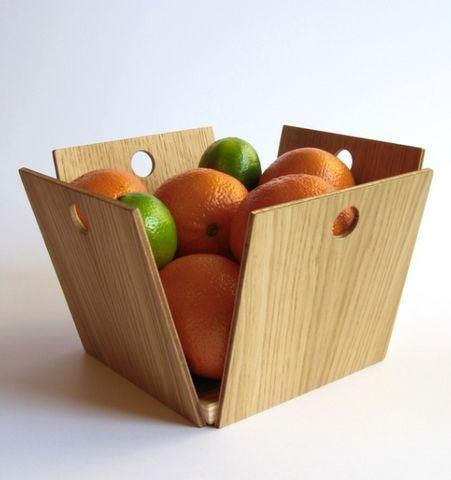 REINE MERE - Corbeille à fruits-REINE MERE-12 Pommes