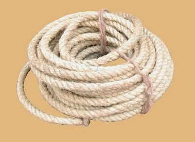 Normandy Antiquites De Marine - Cordage main courante-Normandy Antiquites De Marine