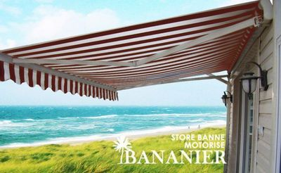 UsiRama.com - Store banne-UsiRama.com-Store Ext�rieur Monobloc Motoris� BANANIER 3X2m