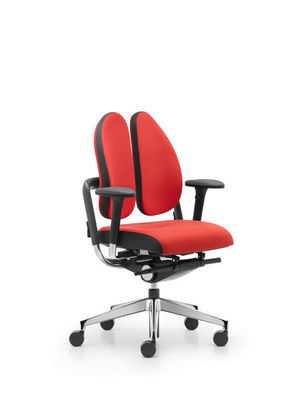 Design + - Si�ge ergonomique-Design +-Xenium DUO-BACK