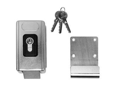 Wimove - Contracteur à clef en saillie-Wimove-Serrure electrique ES FA 24V verrouillage lateral