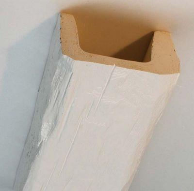 Nevadeco - Fausse poutre-Nevadeco-T 20 blanche en 3.50m