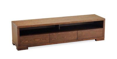 Miliboo - Meuble tv hi fi-Miliboo-JAIRO meuble TV 3 tiroirs