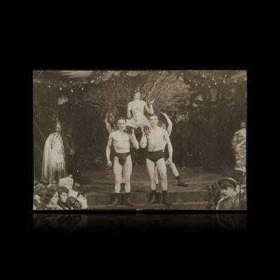 Expertissim - Photographie-Expertissim-COLETTE (1873-1954) au théâtre, sur scène