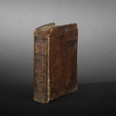 Expertissim - Livre ancien-Expertissim-GILIBERT (J. E.). Abrégé du système de la nature,