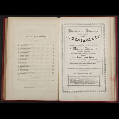 Expertissim - Livre ancien-Expertissim-VERNE (Jules). Le Rayon-Vert
