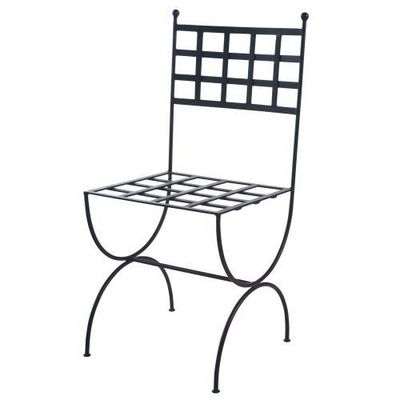 Maisons du monde - Chaise de jardin-Maisons du monde-Chaise Angèle