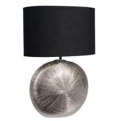 Maisons du monde - Lampe à poser-Maisons du monde-Lampe silver Dandy