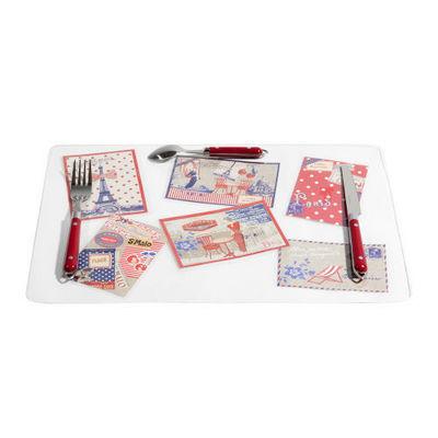 Maisons du monde - Set de table-Maisons du monde-Set de table Carte postale
