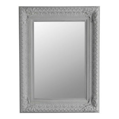 Maisons du monde - Miroir-Maisons du monde-Miroir Marquise gris 95x125