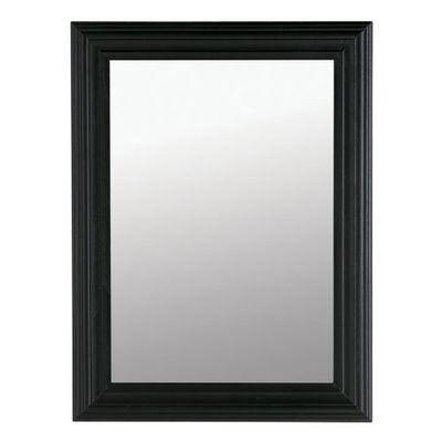 Maisons du monde - Miroir-Maisons du monde-Miroir Napoli noir 60x80