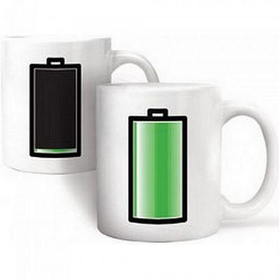Manta Design - Mug-Manta Design-Mug design Battery