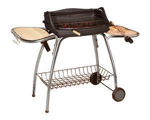 INVICTA - Barbecue au charbon-INVICTA-Barbecue laredo