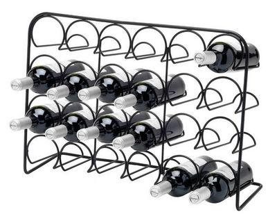Tellier Gobel & Cie - Range-bouteilles-Tellier Gobel & Cie-Casier de rangement pour 24 bouteilles 62.5x43x18c