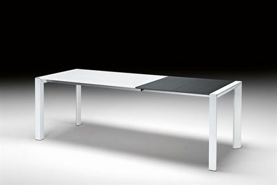 Fiam - Table de repas rectangulaire-Fiam-afill white
