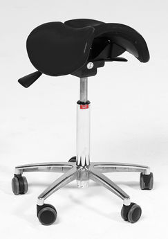Design + - Siège ergonomique-Design +-Selle multiadjuster
